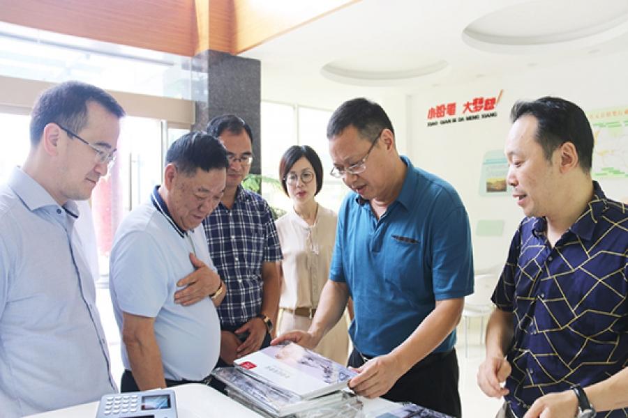 """庆元:创新驱动 转型发展 让""""小铅笔""""成就大产业"""